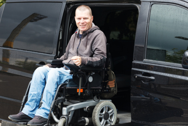 Comfortable and Safe Trips for Wheelchair Patients